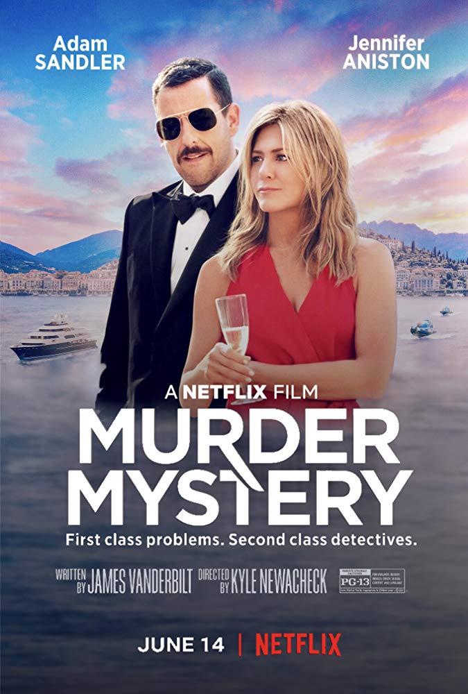 Murder Mystery movie poster