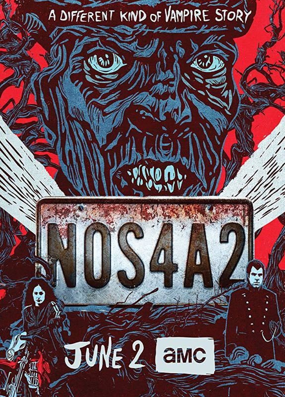 NOS4A2 S01 Episode 04: The House of Sleep tv poster