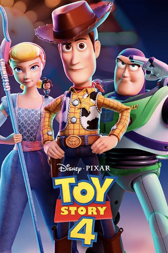 Toy Story 4 movie poster