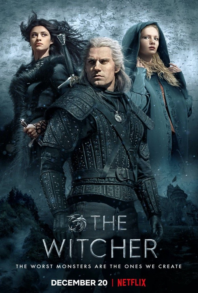 The Witcher: S01 tv poster