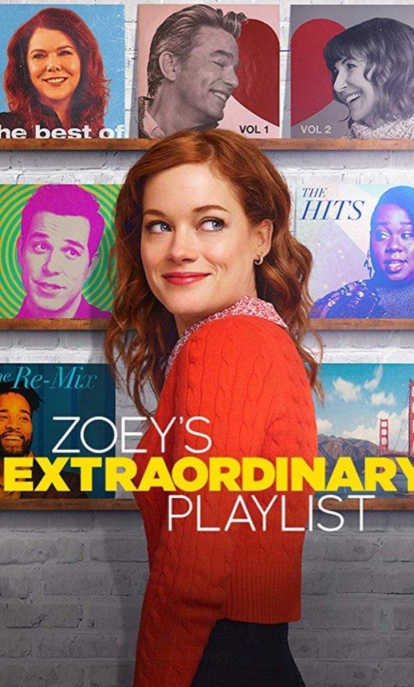 Zoey's Extraordinary Playlist - S01 Episode 01: Pilot tv poster