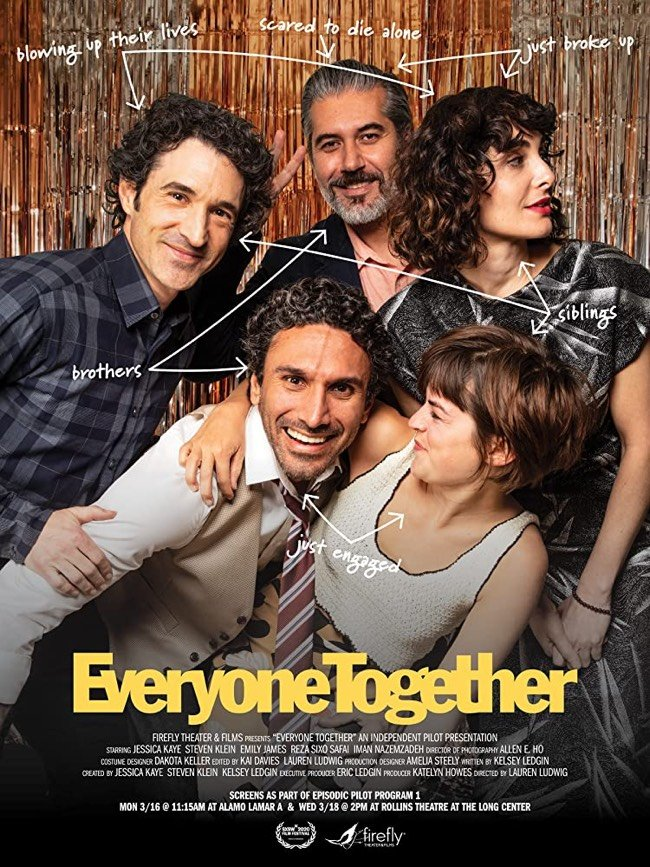 Everyone Together tv poster