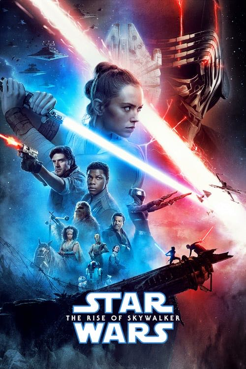 Star Wars Episode IX: The Rise of Skywalker movie poster