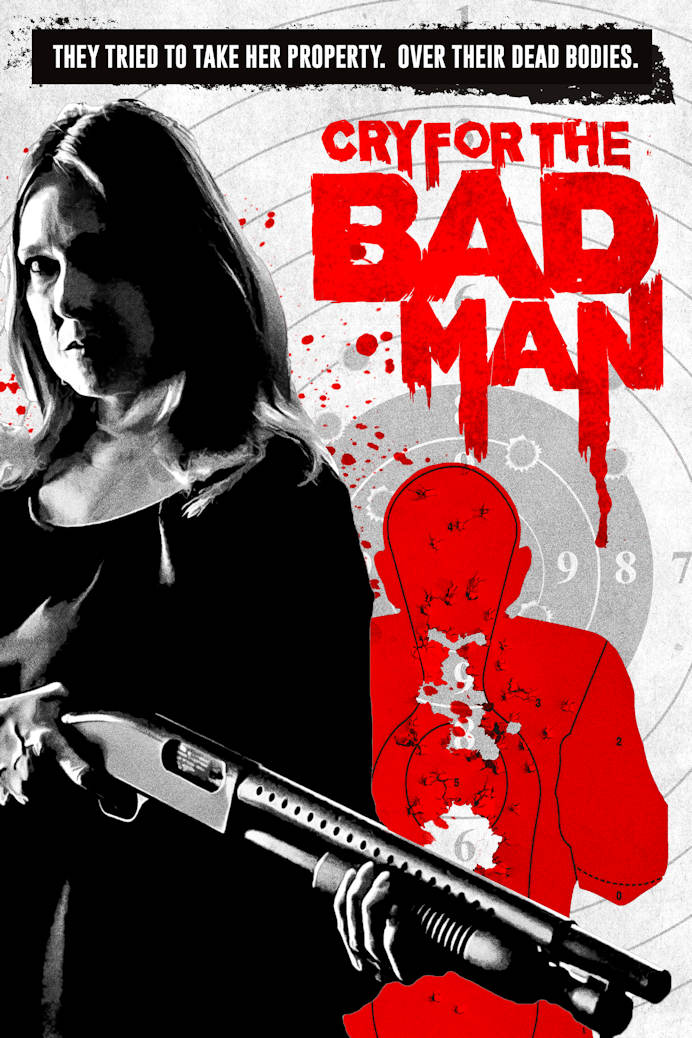 Cry for the Bad Man movie poster
