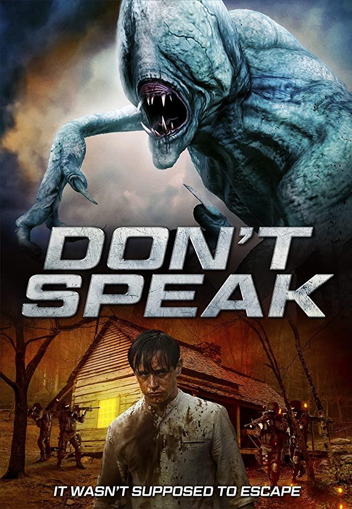Don't Speak movie poster