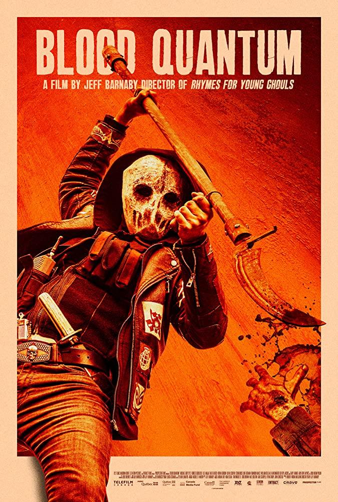 Blood Quantum movie poster