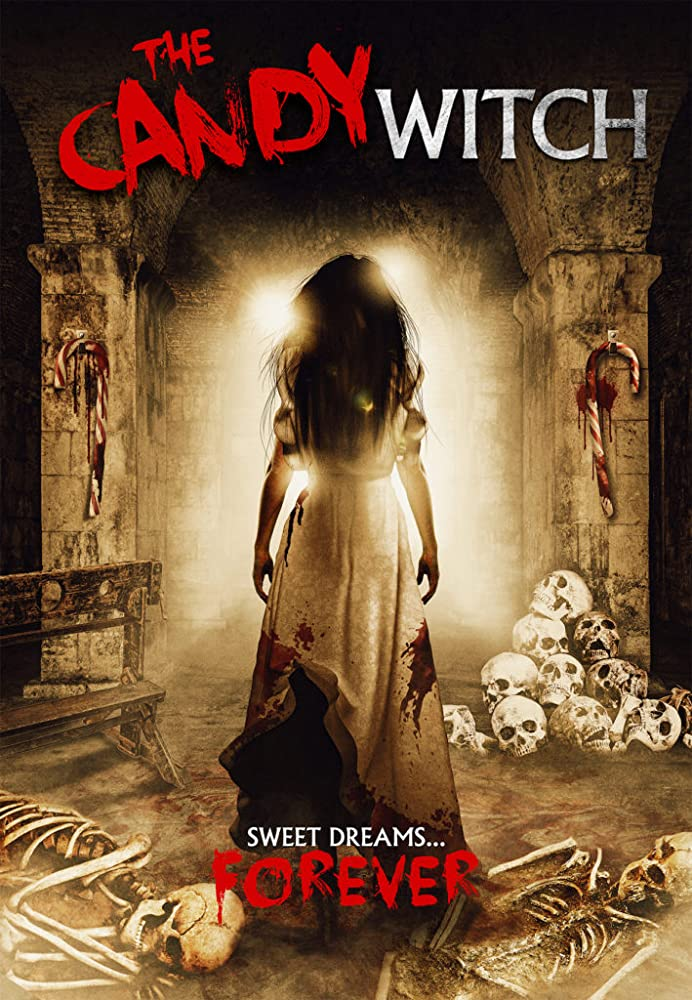 The Candy Witch movie poster