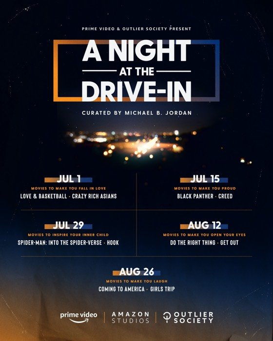A Night at the Drive-In: Make You Laugh movie poster