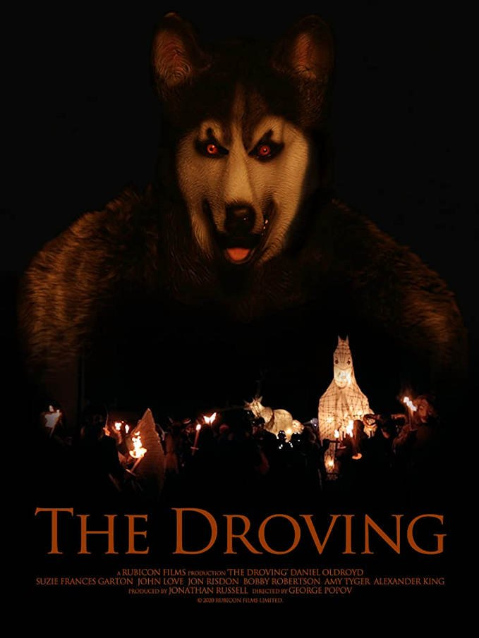 The Droving movie poster