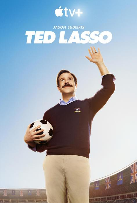 Ted Lasso tv poster