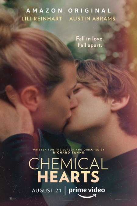 Chemical Hearts movie poster