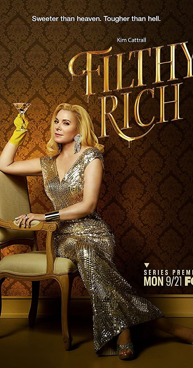 Filthy Rich tv poster