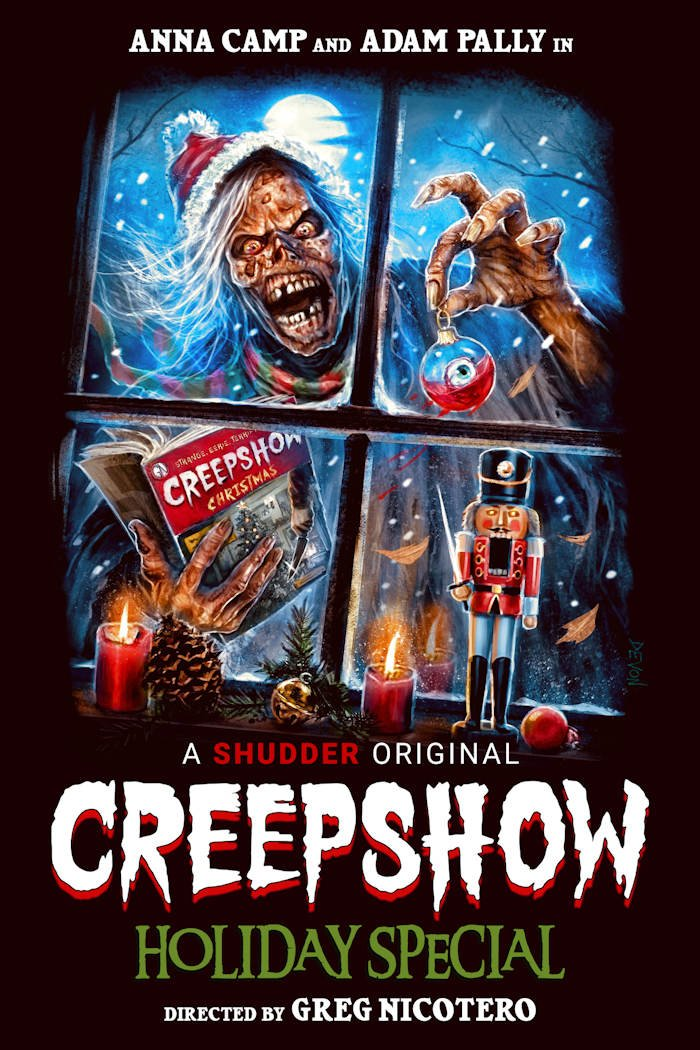 A Creepshow Holiday Special: Shapeshifters Anonymous tv poster