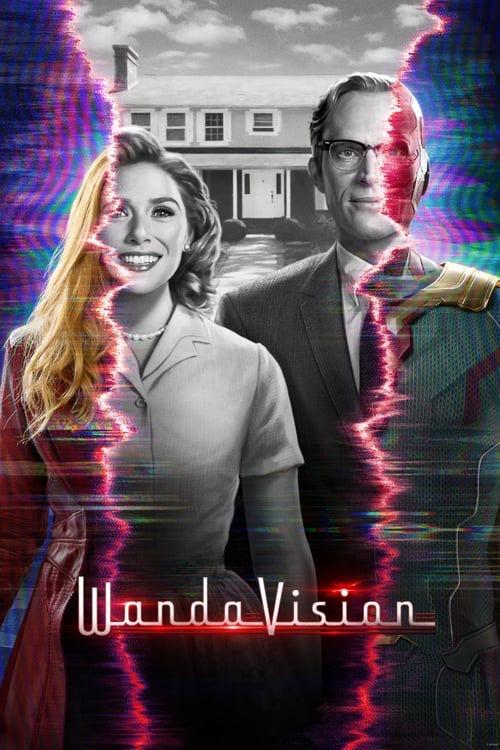 WandaVision - S01 Episode 01 tv poster
