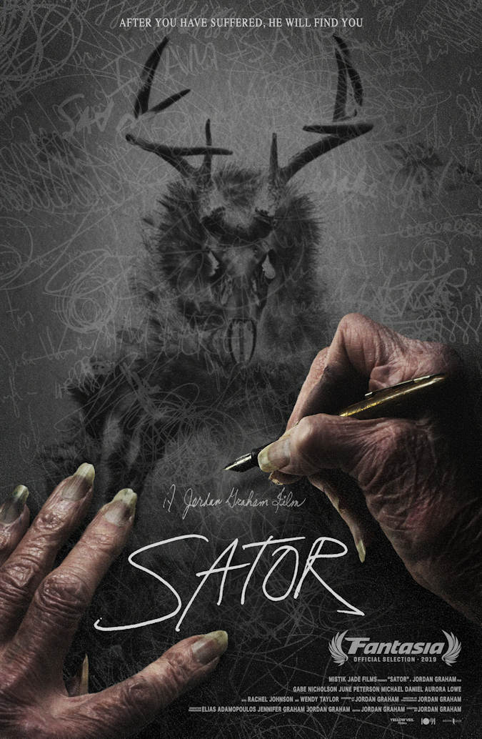 Sator movie poster