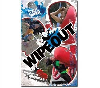 Wipeout tv poster