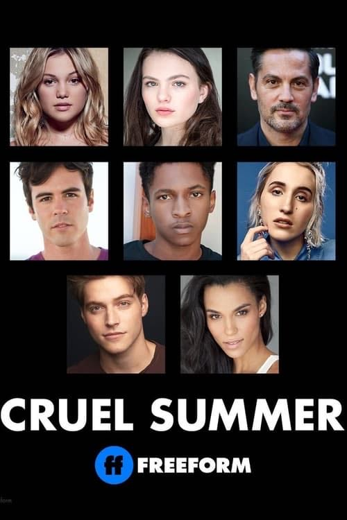 Cruel Summer tv poster