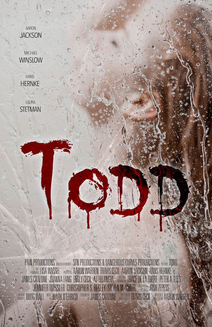 Todd movie poster