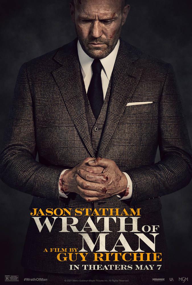 Wrath of Man tv poster