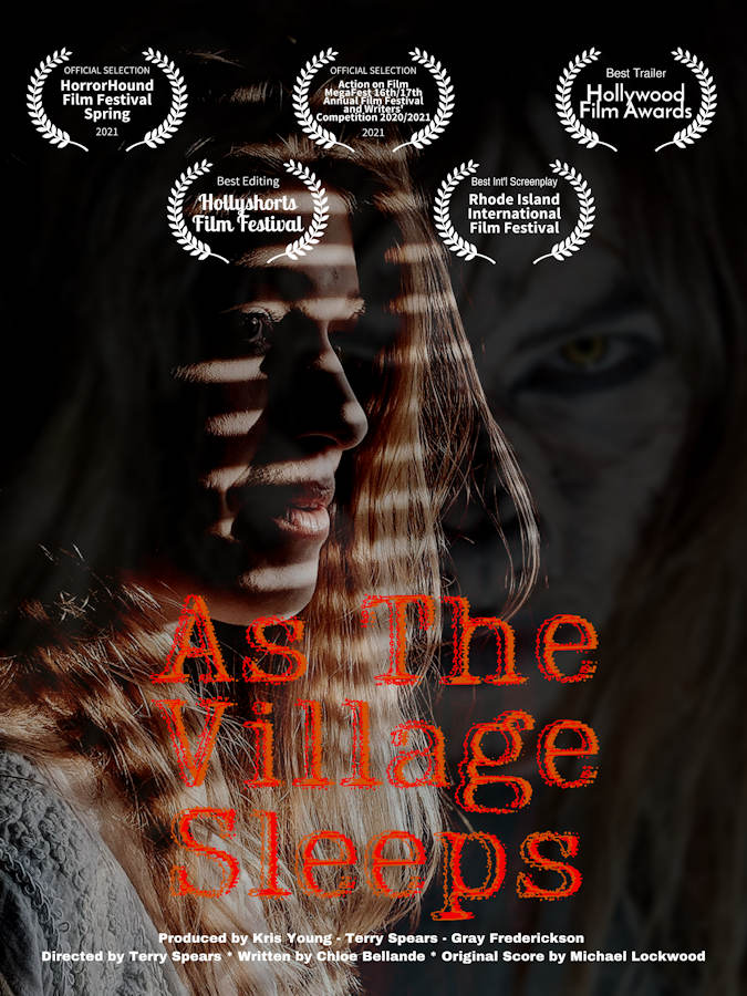 As The Village Sleeps movie poster