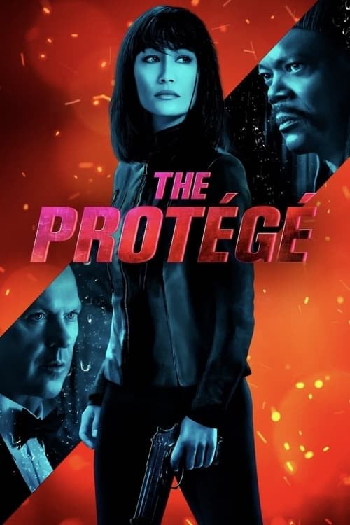 The Protégé movie poster